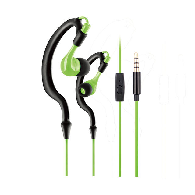 2017 Kimmar WS-R02 Waterproof 100% Sweat Resistant Headphones Sports Earphones Perfect For Outdoor