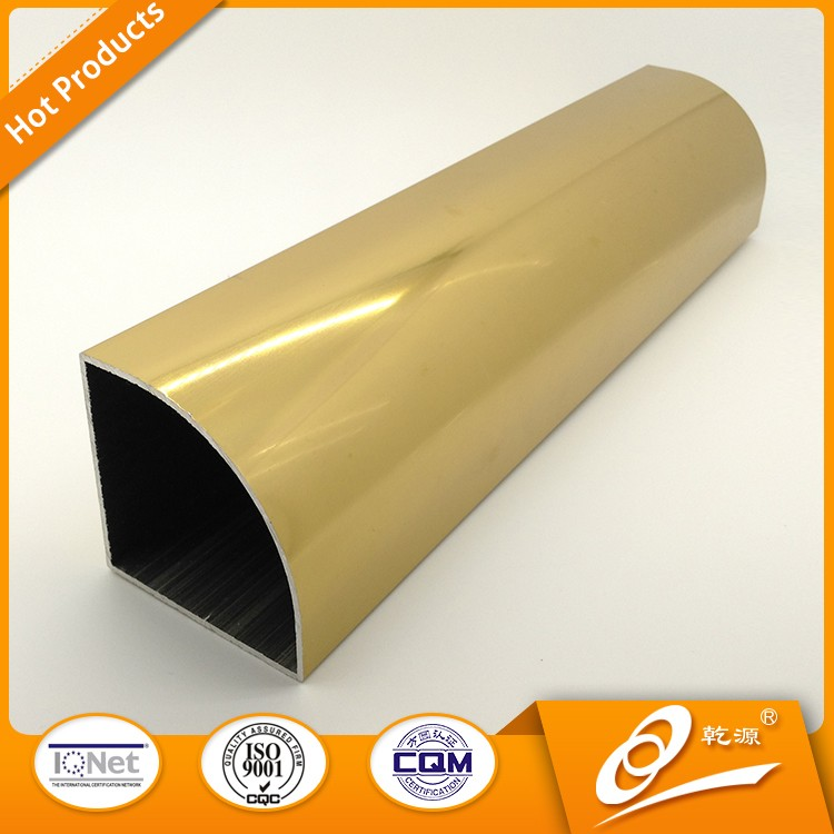 China Factory High Quality 1 2 Inch Aluminum Tube on Sale / aluminum square tube