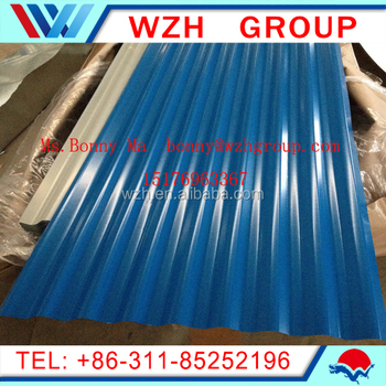 Gi Gl Roofing Sheet In India 22 Gauge Galvanized Metal 4x8 Roof