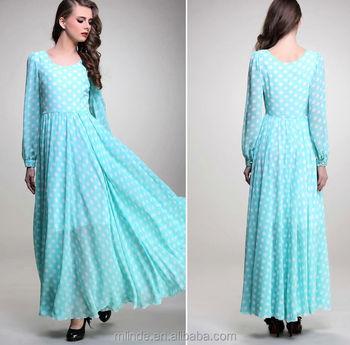 Muslimah maxi dress malaysia