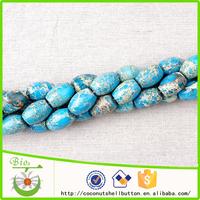 Free sample 15x20mm oval imitation turquoise jewelry bead stone