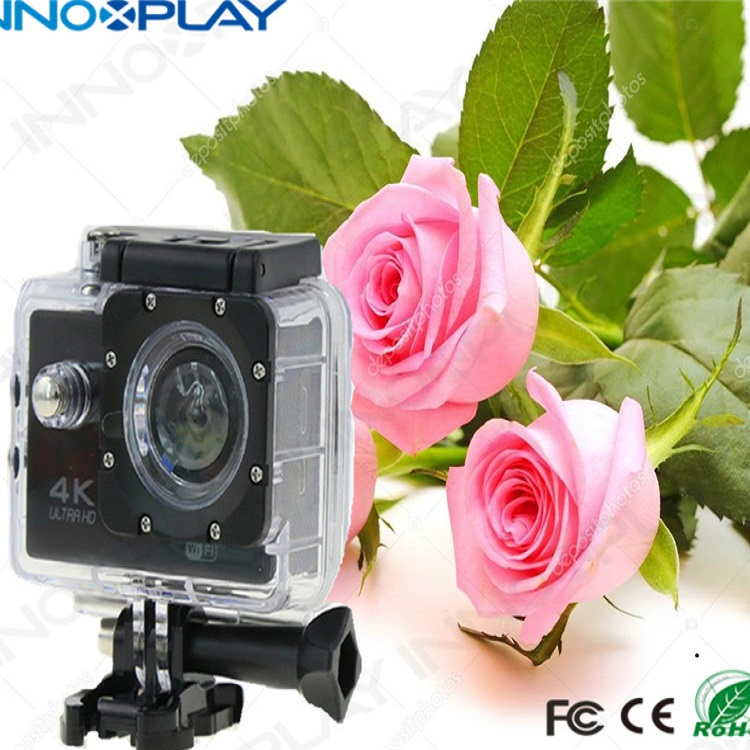 mini 4k action sport camera 60FPS full hd 1080p Linux camera system waterproof sports camera go pro