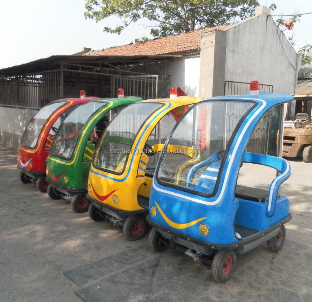 Changda2018 Hot Sale amusement park rides/ kid rider/electric car /rolling touring bus for sale