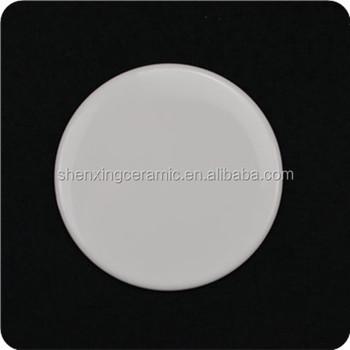 Corrosion Resistant Round Porcelain Ceramic Photo Memorial Cemetery - Ceramic memorial photos