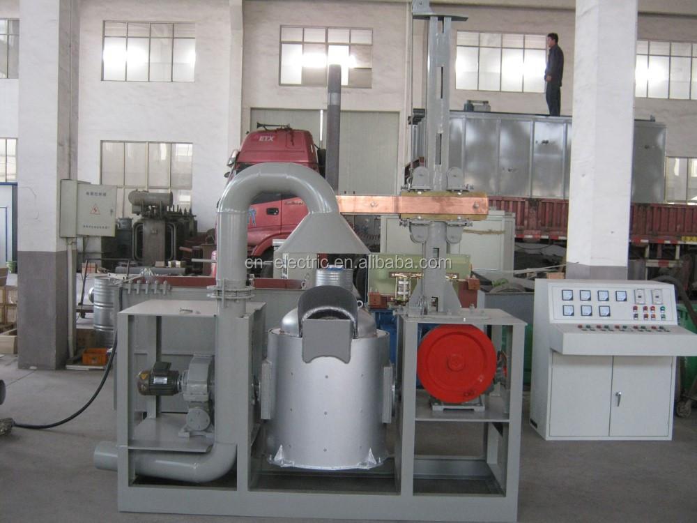 Dc Metall Melting Electric Arc Furnace