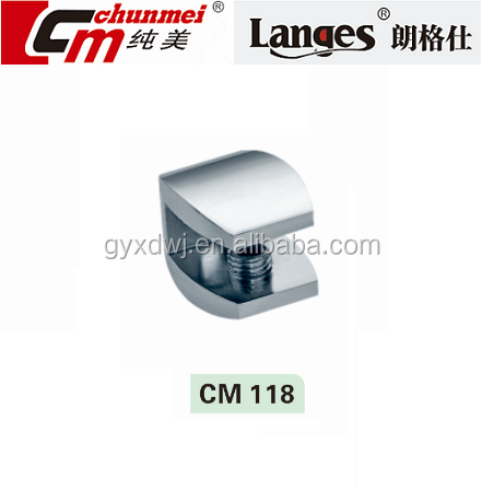 fixed glass clamp(k118)