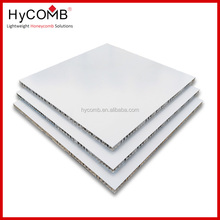PVDF / PE Coated Aluminium Honeycomb Panel for Exterior Cladding, BS476, ASTM E84 Fire Rated