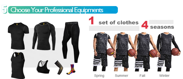 2019 OEM Modische basketball sweatshirt dri fit shirts Sublimation einzigartige designs sets basketball
