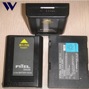 Original Fitel s943b li-ion battery pack Fitel Fusion Splicer S178A Battery S943B