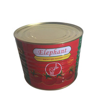 China exports 800 grams of canned tomato paste
