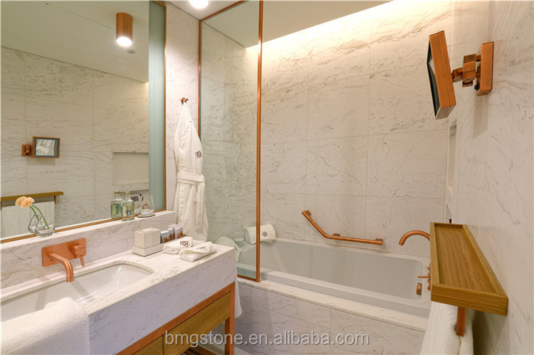 Grecia volakas piastrelle lucide pavimenti in marmo cucina e bagno