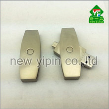 New Yipin Cheap business promotional gifts Metal Flash Drives Dual Usage Android Phone USB OTG