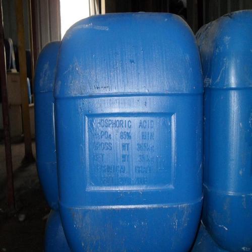 Nhà Máy Nóng Bán Axit Photphoric Phân Bón Cấp Axit Photphoric 85% Cấp Thực Phẩm Axit Photphoric