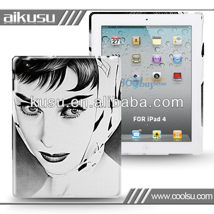 epoxy stickers cover case for ipad new