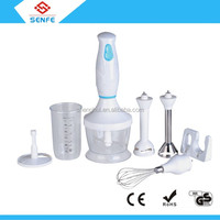 4 in 1 Multifuctional reliable quality of hand held electric mixer power tool/portable blender
