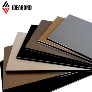 Made in China 4mm 3mm Indoor Outdoor Aluminum composite panels