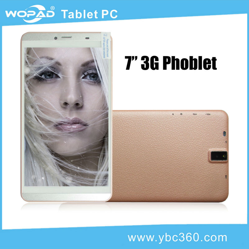 "New 6.95"" Quad-core 3G android Tablet PC with 1GB RAM 32 GB ROM"