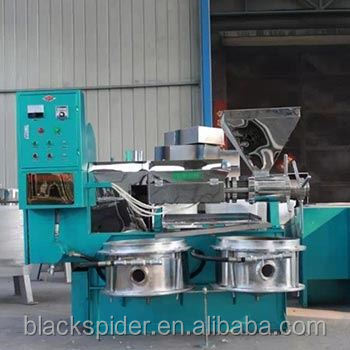 High Capacity huatai soybean oil press