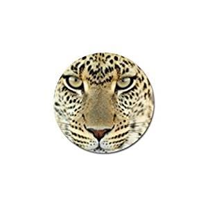 Cheetah (design 2) Golf Ball Marker (10 pack)