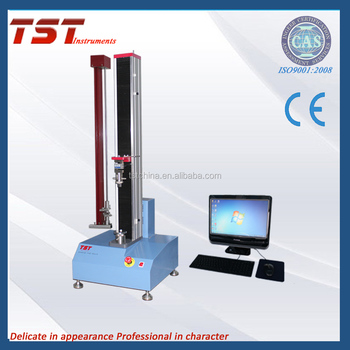 TST-C1006A foam material mechanical properties tester-foam tensile testing machine
