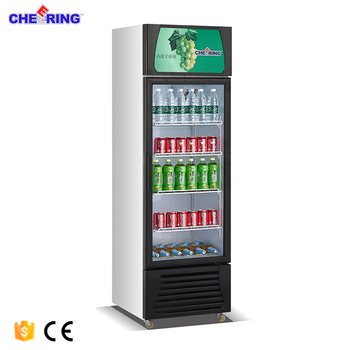 Commercial Single-temperature Style and Display Cooler Type freezer