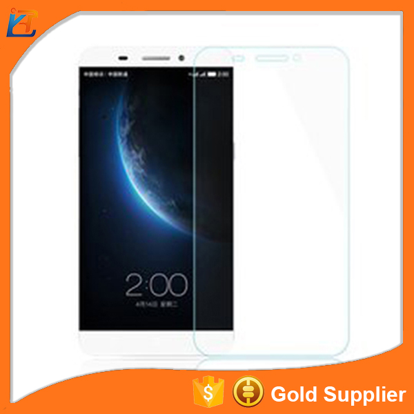 Top Quality high clear anti-shock anti-fingerprint glass screen protector for letv le 1s