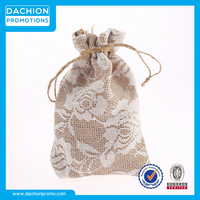 Lace Gift Bags