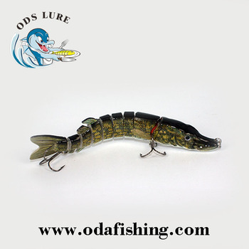 Custom Metal Joint Design 9 Section Silicone Fishing Lure - Buy Fishing  Lure,Silicone Fishing Lure,Fishing Spoons Lure Product on Alibaba com