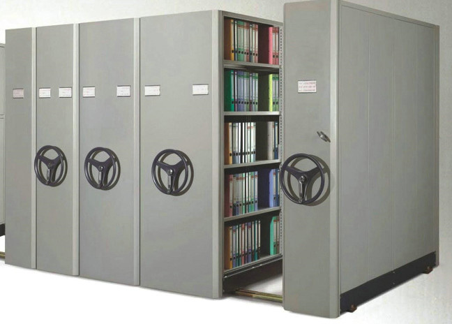 Manufacture Mobile M Shelf Filing Cabinet Compact Shelving System