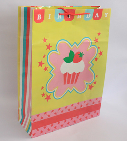 packing dresses/crystal/jewelry gift paper bag