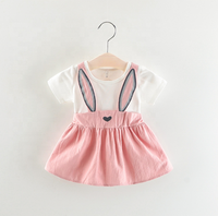Hot Fashion Toddler Summer Dresses Cute Baby Girls Party Tutu Clothes Kids Princess Dress