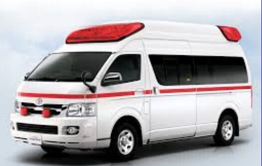 2015 Brand New Hiace Ambulance (icu)