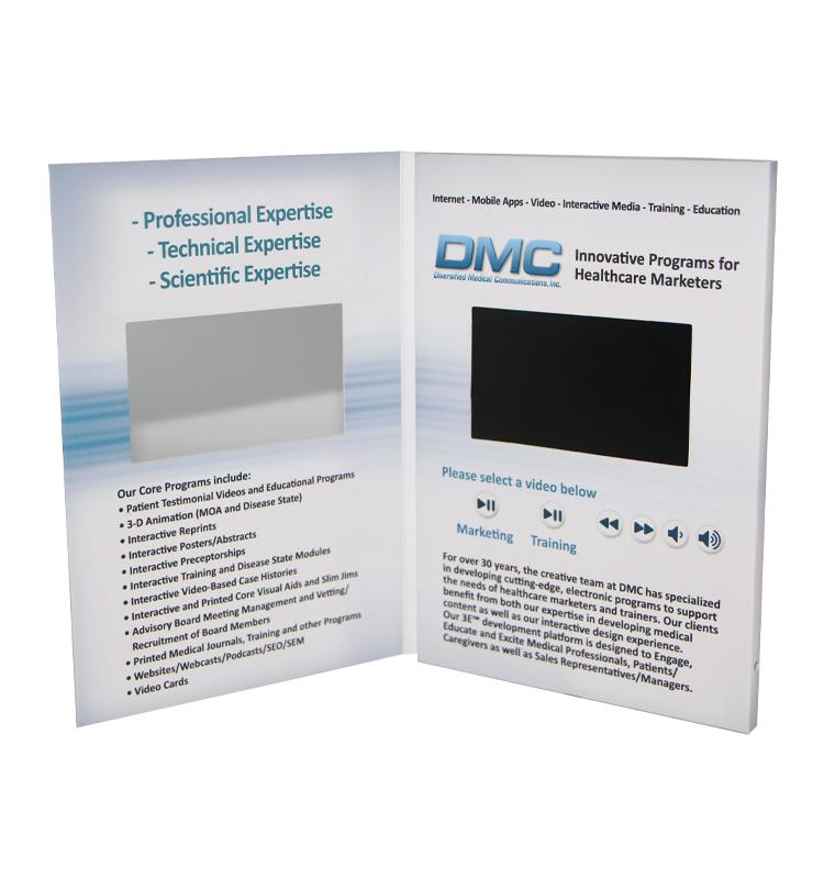 Werbung heißer sexy Mini-LCD-Video-Player