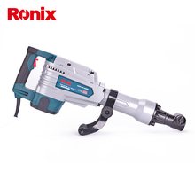 Ronix Heavy Power ไฟฟ้าค้อน 50mm Demolition Breaker Hammer 1600 W