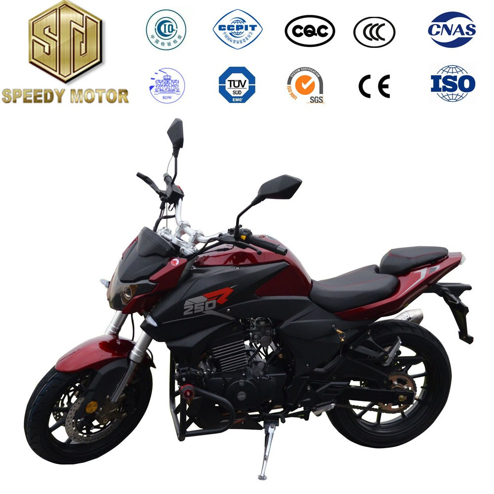2016 Hot sale 200cc gasoline motorbikes