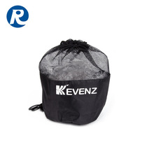 Ruiding Promotional Eco Cheap Polyester Mesh Drawstring Laundry Bags With Logo