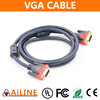 AiLINE PayPal Payment 3+9 Full 15PIN Male awm cable vga for Computer