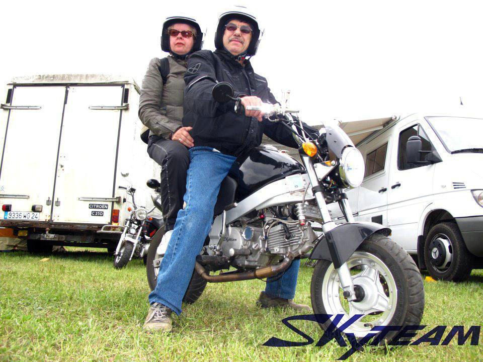 skyteam 125cc 4 course pbr singe zb50 ksr moto cee. Black Bedroom Furniture Sets. Home Design Ideas