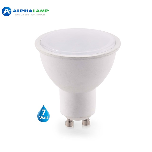 High Bright Clear Surface led spot gu10 mr16 7w LED spot Lighting