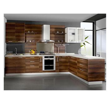 China Made Melamine Kitchens-acrylic Kitchen - Buy Kitchen ...