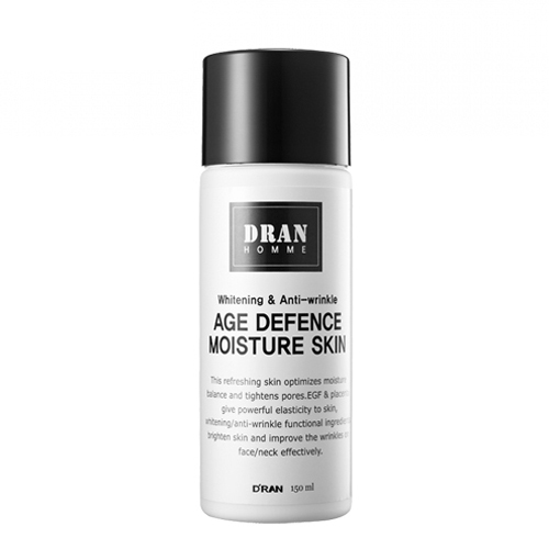 DRAN Homme Age Defence Moisture Skin Korean Cosmetic
