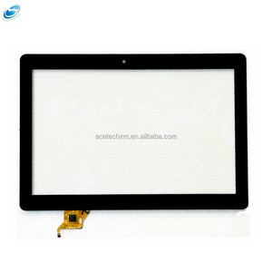 10 Inch Sensitive Capacitive Touch Screen Panel with Glass+Glass