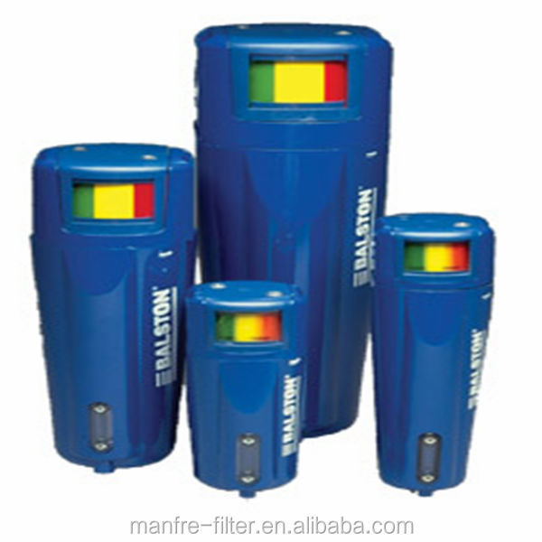 Balston Coalescing Compressed Air Filters