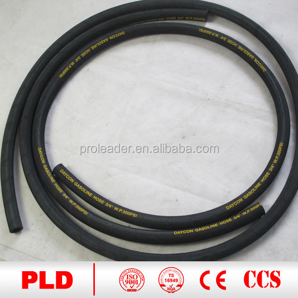 1SN High Pressure Tanker discharge rubber braid hydraulic hose