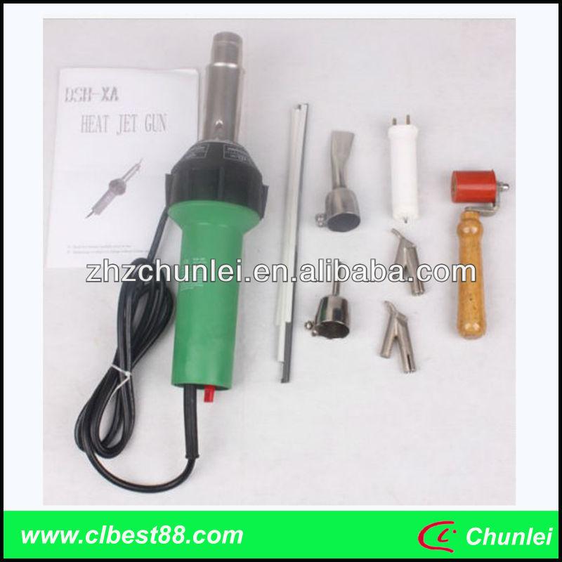 Warmte Kanon Heteluchtpistool Pvc Lasser Plastic Lassen