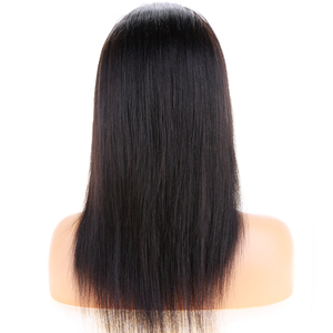 Premier Indian virgin hair yaki 360 lace wig