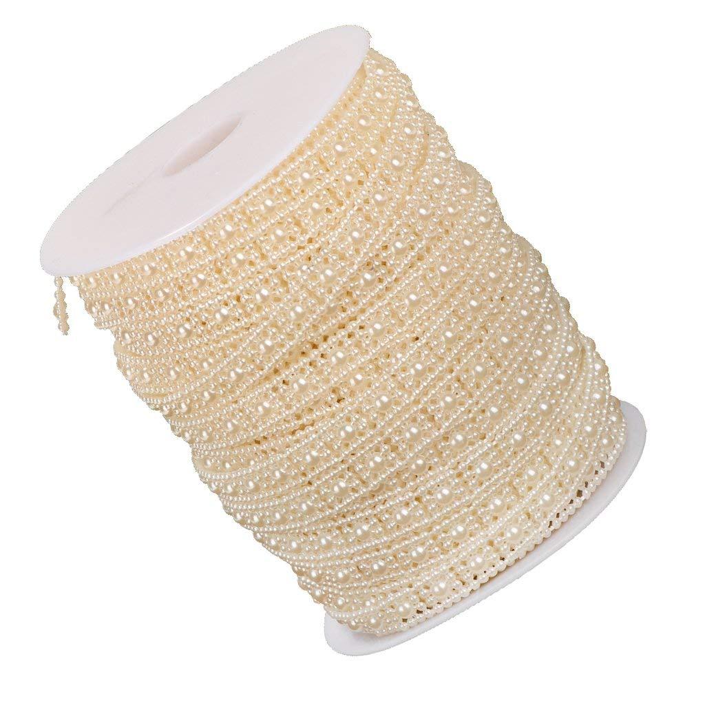 Shipwreck Beads Shell Flat Disc Pendants with No Trim Cream 40mm