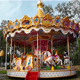 Manege Carrousel Kids Carousel Rides for Sale