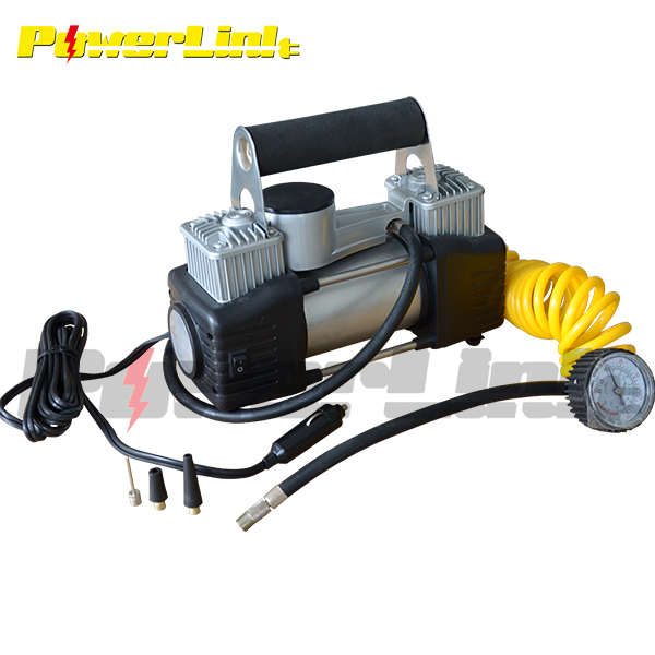 Z70028 2 Cylinder Air Compressor Pump Heavy Duty