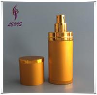 Custom Gold Perfume Spray Bottle 30ml